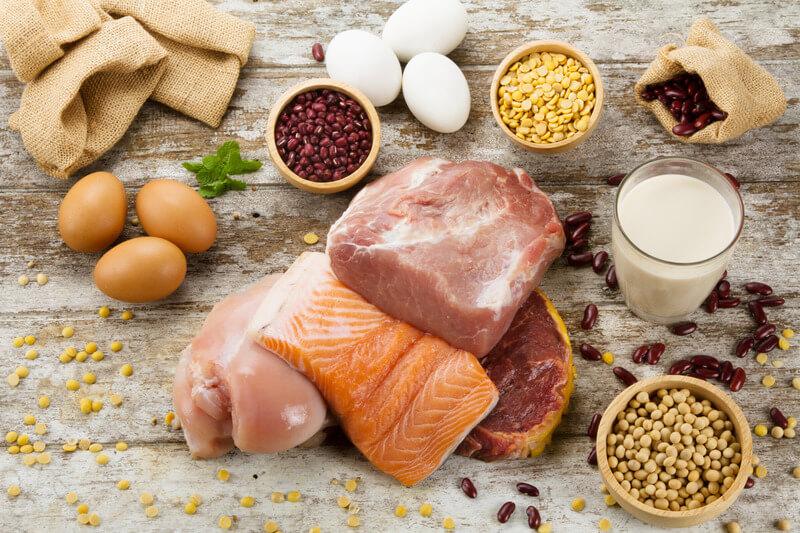 ダイエット中の方必見!筋トレ効果倍増の「良質」なタンパク質とは?